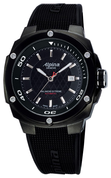 Wrist watch Alpina AL-525LBB5FBAE6 for Men - picture, photo, image