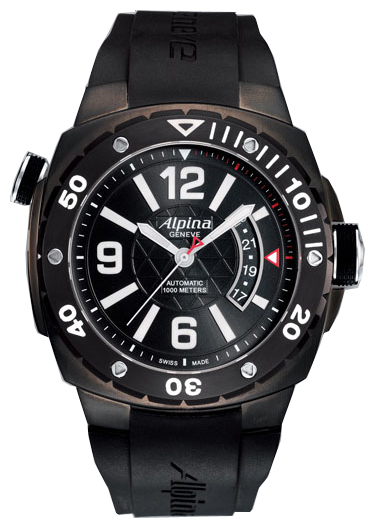 Wrist watch Alpina AL-525LBB5FBAEV6 for Men - picture, photo, image