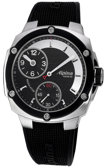 Wrist watch Alpina AL-650LBBB5AE6 for Men - picture, photo, image