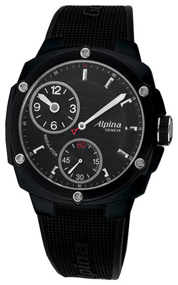 Wrist watch Alpina AL-650LBBB5FBAE6 for Men - picture, photo, image