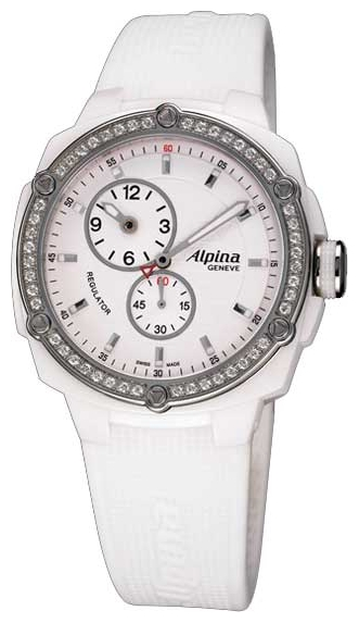 Wrist watch Alpina AL-650LSSS3AEDC6 for women - picture, photo, image