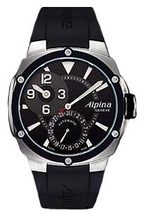 Wrist watch Alpina AL-950LBB4FBAE6 for Men - picture, photo, image