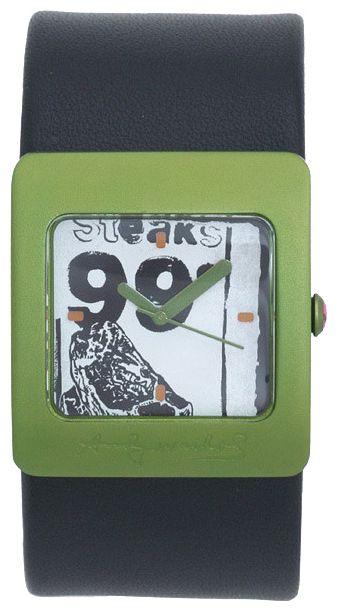 Wrist unisex watch Andy Warhol ANDY086 - picture, photo, image