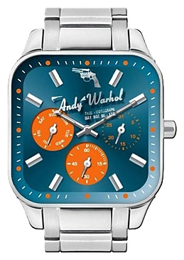 Wrist watch Andy Warhol ANDY146 for Men - picture, photo, image