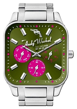 Wrist watch Andy Warhol ANDY147 for Men - picture, photo, image