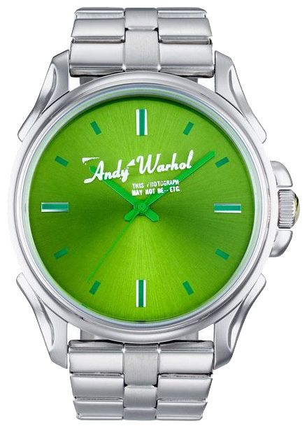 Wrist watch Andy Warhol ANDY161 for Men - picture, photo, image