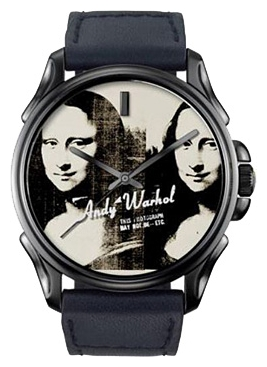 Wrist unisex watch Andy Warhol ANDY167 - picture, photo, image