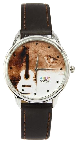 Wrist watch Andy Watch Gitara for Men - picture, photo, image