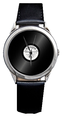 Wrist unisex watch Andy Watch Vinil - picture, photo, image