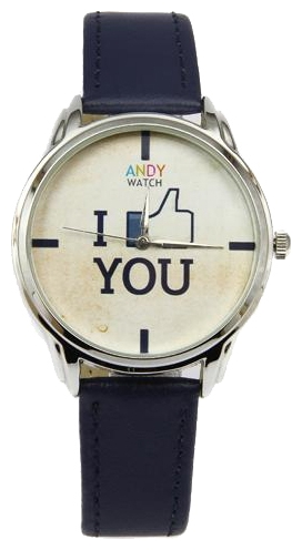Wrist unisex watch Andy Watch I Like You - picture, photo, image