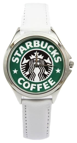 Wrist unisex watch Andy Watch Starbucks Coffee - picture, photo, image