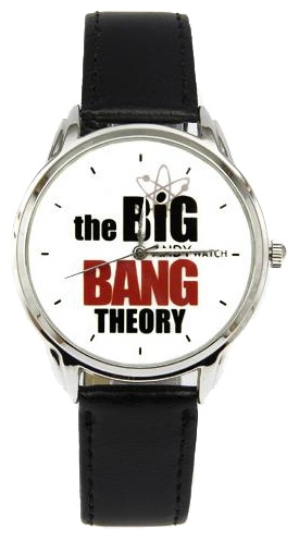 Wrist unisex watch Andy Watch The Big Bang Theory - picture, photo, image
