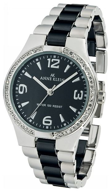 Wrist watch Anne Klein 9119BKSV for women - picture, photo, image