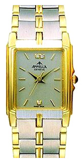 Wrist watch Appella 216-2003 for women - picture, photo, image