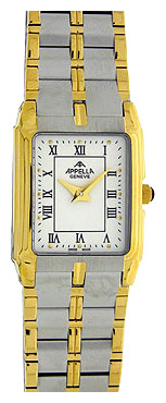 Wrist watch Appella 216-2101 for women - picture, photo, image