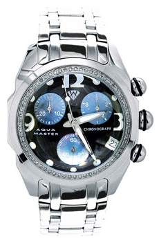 Wrist watch Aqua Master 40-1W64 for Men - picture, photo, image