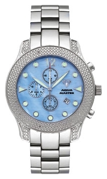 Wrist watch Aqua Master 71-7W113 for Men - picture, photo, image