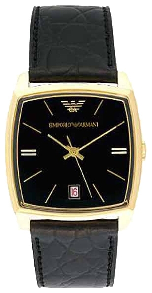 Wrist unisex watch Armani AR0306 - picture, photo, image