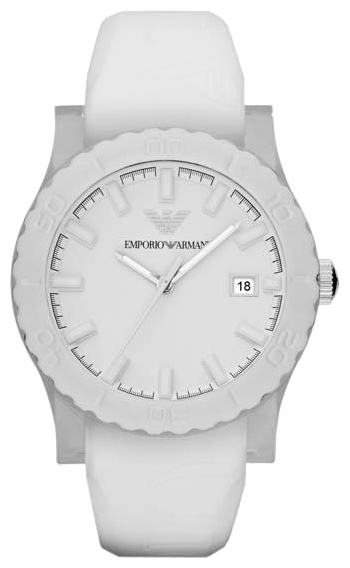 Wrist unisex watch Armani AR1048 - picture, photo, image