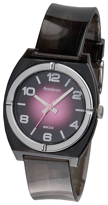 Wrist watch Armitron 25-6407PKBK for women - picture, photo, image