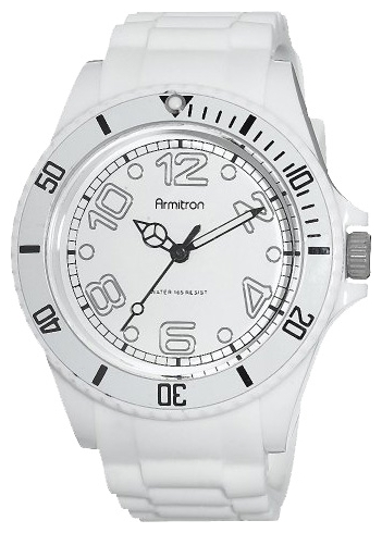 Wrist watch Armitron 25-6408WHT for women - picture, photo, image