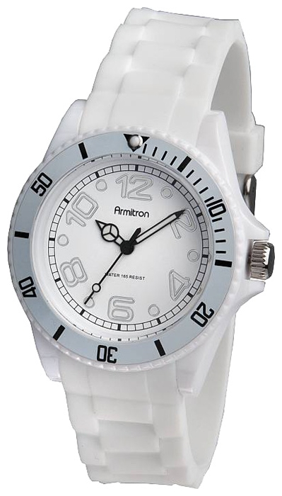 Wrist watch Armitron 25-6409WHT for women - picture, photo, image