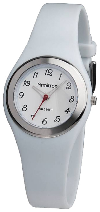 Wrist watch Armitron 25-6413WHT for women - picture, photo, image