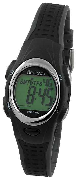 Wrist watch Armitron 45-6967BLK for women - picture, photo, image
