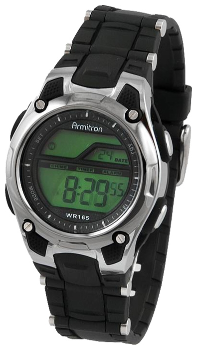 Wrist watch Armitron 45-6984BLK for women - picture, photo, image