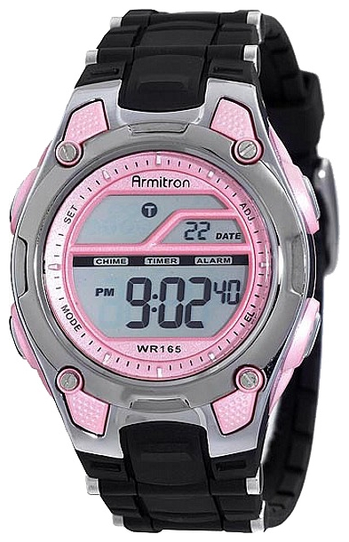Wrist watch Armitron 45-6984PNK for women - picture, photo, image