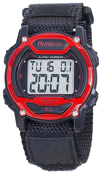 Wrist watch Armitron 45-7004RED for women - picture, photo, image