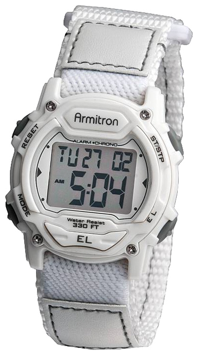 Wrist watch Armitron 45-7004WHT for women - picture, photo, image