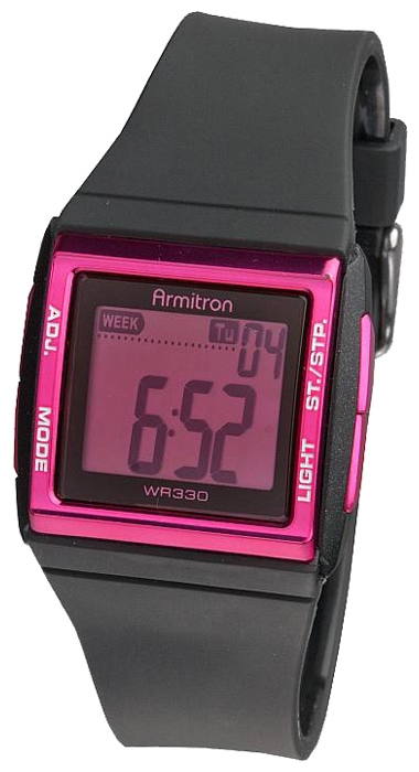 Wrist watch Armitron 45-7015PNK for women - picture, photo, image