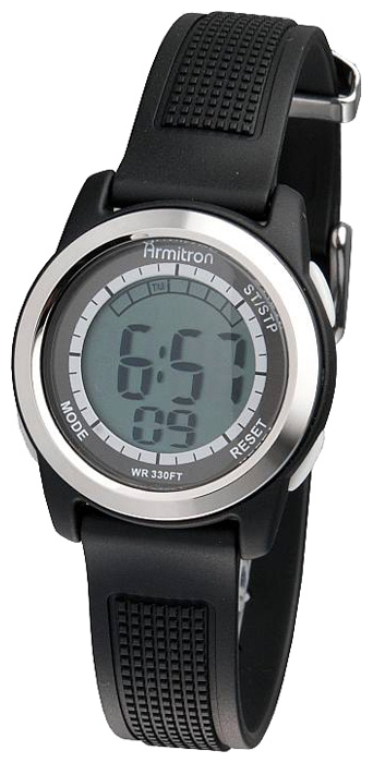 Wrist watch Armitron 45-7019BLK for women - picture, photo, image