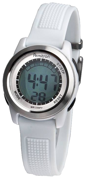 Wrist watch Armitron 45-7019WHT for women - picture, photo, image
