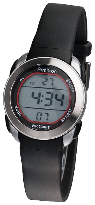 Wrist watch Armitron 45-7020BLK for women - picture, photo, image