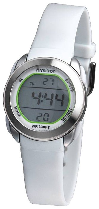Wrist watch Armitron 45-7020WHT for women - picture, photo, image