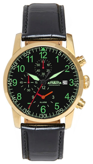 Wrist watch ASTROAVIA K7L for Men - picture, photo, image