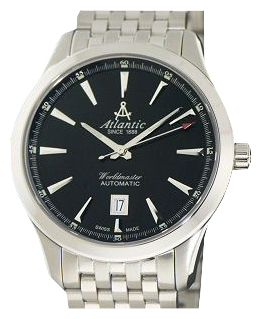 Wrist watch Atlantic 53755.41.61 for Men - picture, photo, image