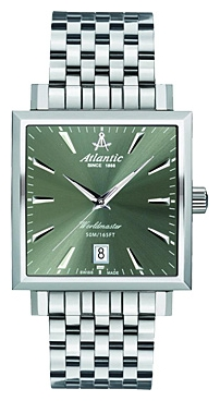 Wrist watch Atlantic 54355.41.41 for Men - picture, photo, image