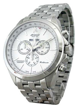 Wrist watch Atlantic 55466.41.21 for Men - picture, photo, image
