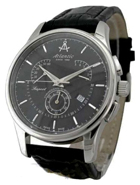 Wrist watch Atlantic 56450.41.61 for Men - picture, photo, image