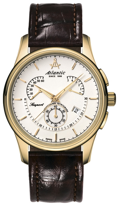 Wrist watch Atlantic 56450.45.21 for Men - picture, photo, image