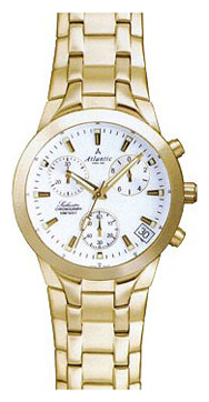 Wrist watch Atlantic 63455.45.21 for Men - picture, photo, image