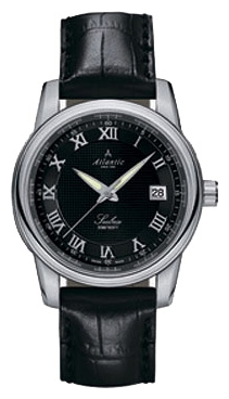 Wrist watch Atlantic 64350.41.68 for Men - picture, photo, image