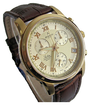 Wrist watch Atlantic 64450.45.38 for Men - picture, photo, image