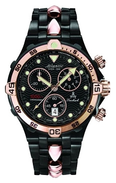 Wrist watch Atlantic 88488.48.68 for Men - picture, photo, image