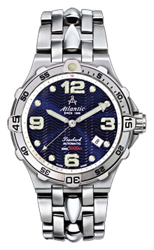 Wrist watch Atlantic 88785.41.55 for Men - picture, photo, image