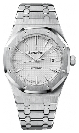 Wrist watch Audemars Piguet 15400ST.OO.1220ST.02 for Men - picture, photo, image
