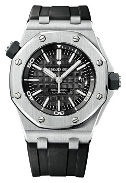 Wrist watch Audemars Piguet 15703ST.OO.A002CA.01 for Men - picture, photo, image